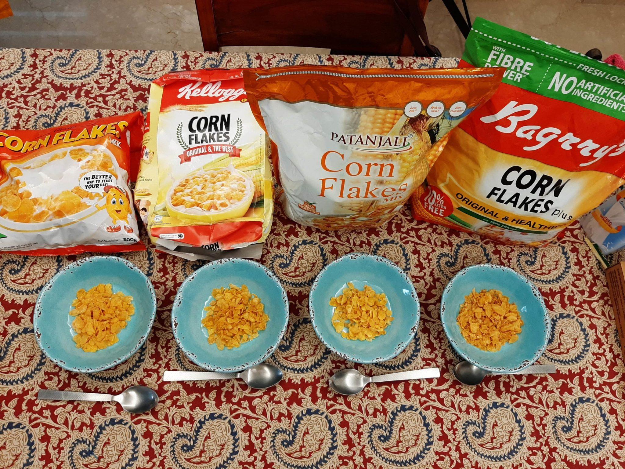 Quels sont les meilleurs corn flakes?