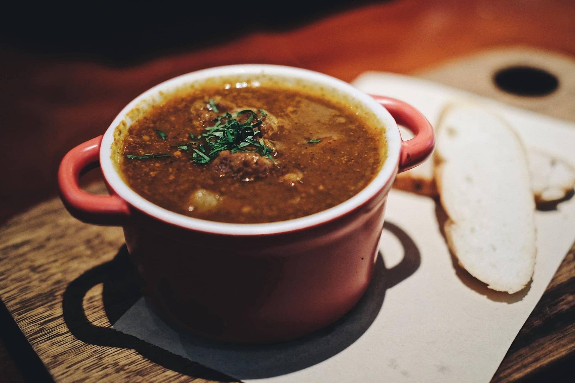 Comment faire une soupe plus épaisse?