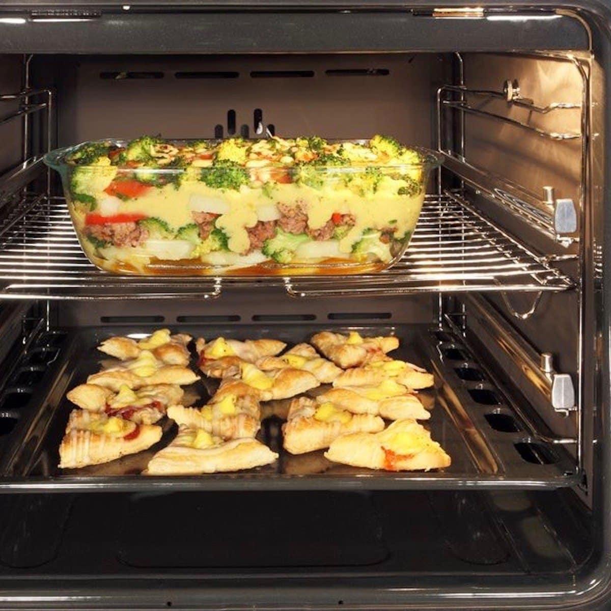 Comment faire cuire de la viande sur la grille du four?